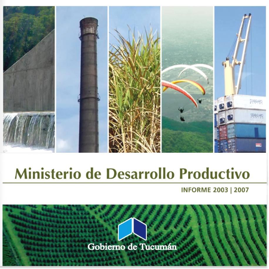 2003-2007 – Informes
