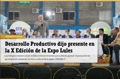 Reporte Tabacalero N°53 – Agosto 2019