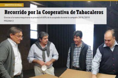 Reporte Tabacalero N°54 – Septiembre 2019
