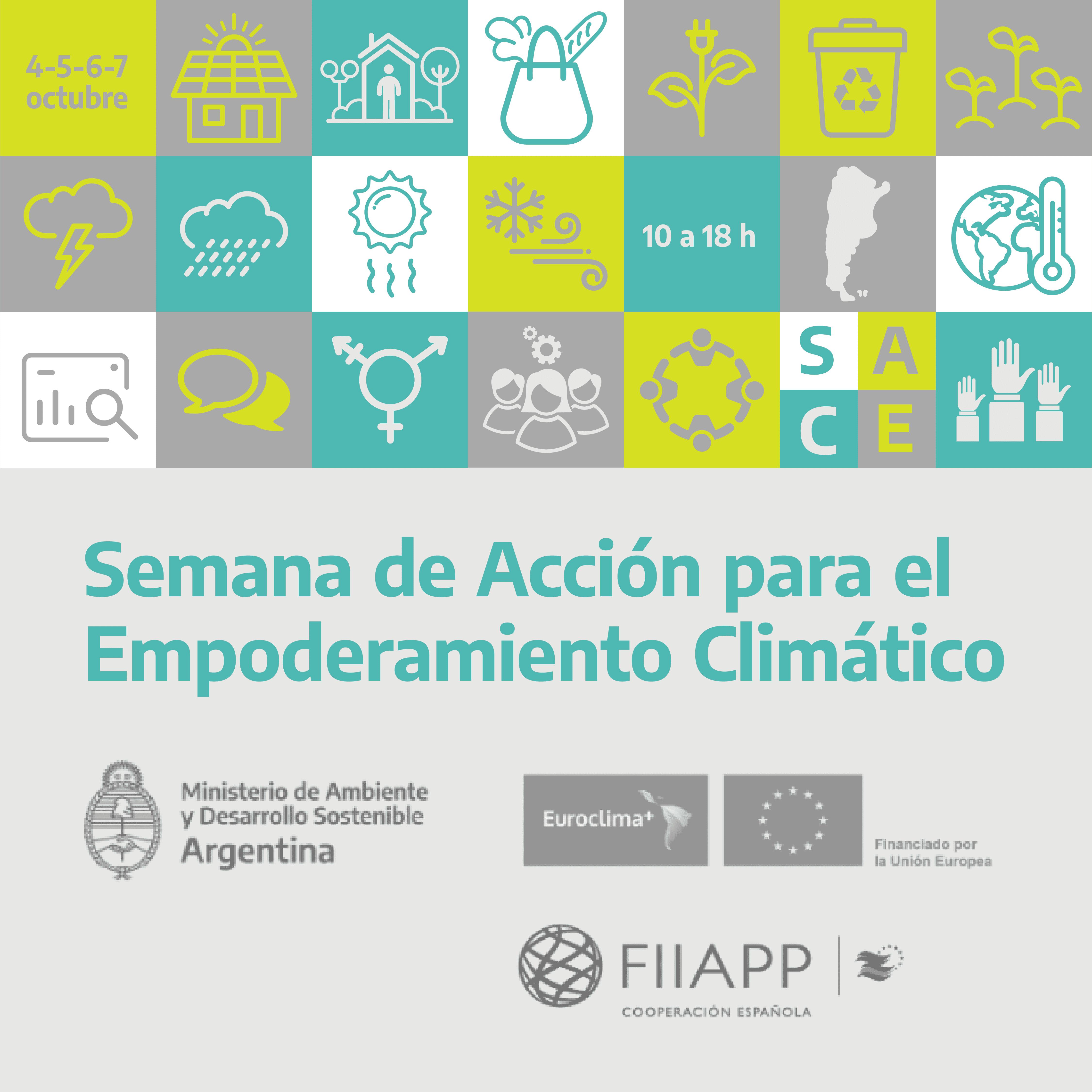 Programa Semana de Acción para el Empoderamiento Climático